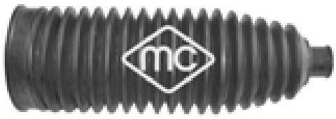 Пыльник рулевой рейки T5 03- (к-кт) METALCAUCHO 01271