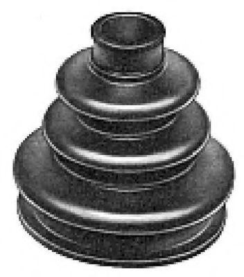 Комплект пылника, приводной вал  арт. 01514