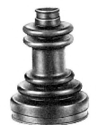 Пыльник ШРУСа наружного (01579) Metalcaucho  арт. 01579