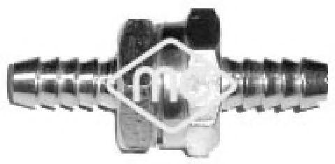 Топливный насос Клапан топливный (обратный) 6mm METALCAUCHO арт. 02013
