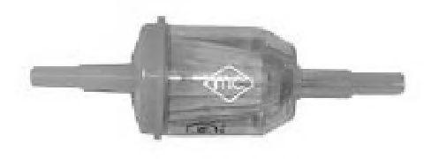 Топливный фильтр Фильтр топливный (грубой очистки) METALCAUCHO арт. 02016