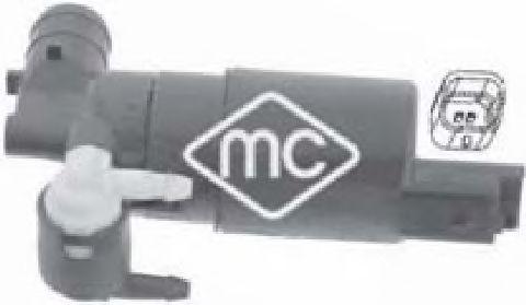 Насос стеклоомывателя (02063) Metalcaucho  арт. 02063