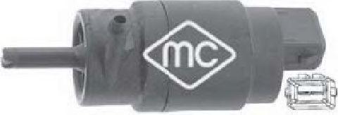 Насос стеклоомывателя (02073) Metalcaucho  арт. 02073