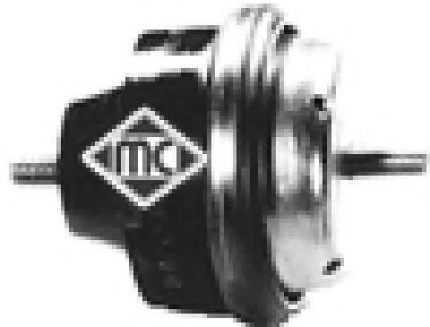 Подушка двигателя Berlingo/Partner 1.8/1.9D/2.0HDi Пр. (гідравл.) METALCAUCHO 02309