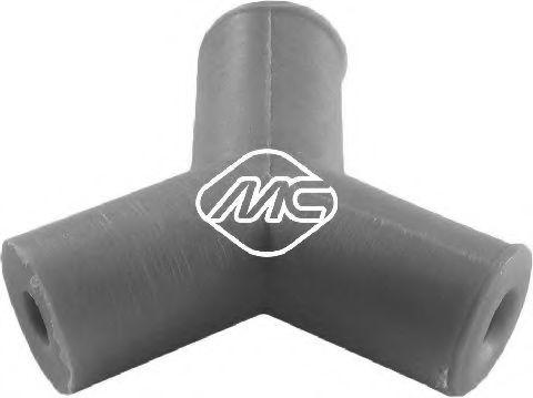Фланец системы охлаждения (02440) Metalcaucho в интернет магазине www.partlider.com