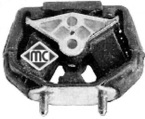 Подушка двигуна Opel Vectra 1,8i/2,0 91-95, Astra F 91-98  METALCAUCHO 02672
