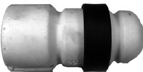 Отбойник амортизатора перед. Berlingo/Partner 98-08 (109mm) METALCAUCHO 02934