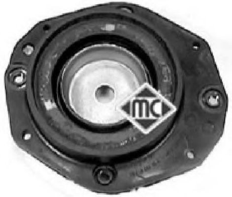 Подушка амортизатора Berlingo/Partner 96- METALCAUCHO 02935