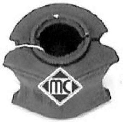 Втулка стабилизатора Peugeot 806 (02945) Metalcaucho  арт. 02945