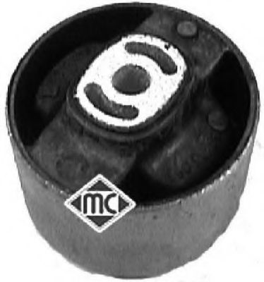 Подушка двигуна (1809.21) Citroen Berlingo, C5, Xsara// Peugeot 206,307,406,407// Lancia Phedra 1.8-2.2 06.94-  арт. 02980