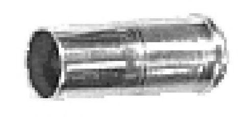 Трубка системы охлаждения (03077) Metalcaucho в интернет магазине www.partlider.com