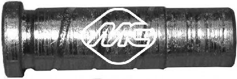 Патрубки радиатора Трубка системы охлаждения (03082) Metalcaucho METALCAUCHO арт. 03082