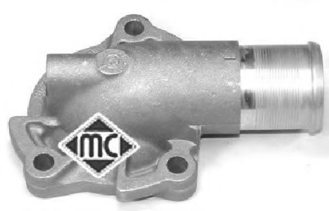 Корпус термостата Citroen Jumper/Jumpy/Evasion/Xantia/Xsara 2.0HDI /Peugeot 206/306/406/806/Boxer 2.0HDI METALCAUCHO 03135