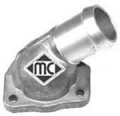 Корпус термостата Ford Fiesta 1.8D -96 METALCAUCHO 03151