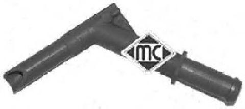 Трубка системы охлаждения (03171) Metalcaucho  арт. 03171