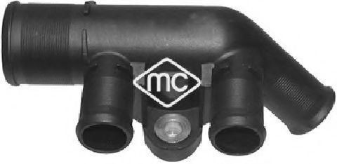 Корпус термостата Scudo/Expert/Ducato/Berlingo/ Partner 1.9D/TD (XUD9/DW8) METALCAUCHO 03503