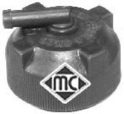 Крышка бачка расширительного (03572) Metalcaucho  арт. 03572