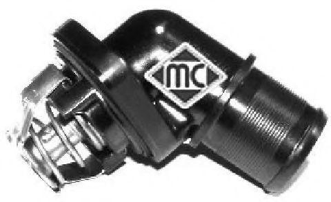 Термостат 89C Citroen C2/C3/C4 1,1-1,6 16V HDI 04.02-  METALCAUCHO 03611