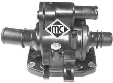 Термостат з корпусом Citroen C1 1.4 HDI 05- METALCAUCHO 03774