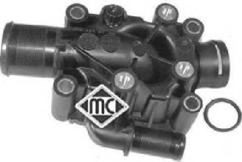 Термостат Citroen C2 / C3 / C3 Pluriel 1.4 11/05- двигун ET3J4/L5  METALCAUCHO 03778
