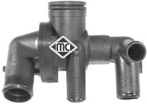 Термостат Peugeot Boxer 2.2HDI 06- METALCAUCHO 03796