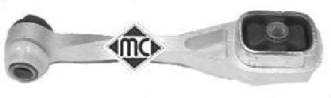 Подушка двигателя Clio II/Megane I 99- задняя METALCAUCHO 04073