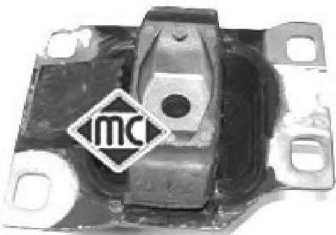 Подушка КПП Connect 02- Л. (плоская)  арт. 04104