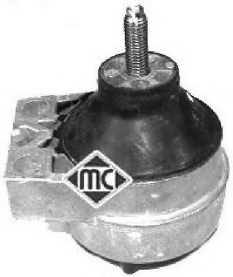 Подушка двигателя Connect 1.8i 02> Пр. (гидравл.) METALCAUCHO 04107