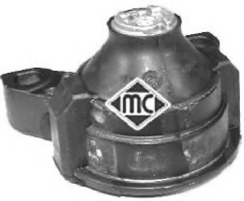 Подушка двигателя Connect 1.8DI/TDCI 02- Пр. (гидравл.) METALCAUCHO 04108