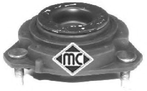 Опорна подушка ам-тора перед. Ford Focus 98-04/Tranzit Connect 02- METALCAUCHO 04111