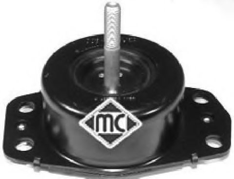 Подушка двигателя Master/Movano 1.9dTI/2.5D/2.8dTI Пр. METALCAUCHO 04117