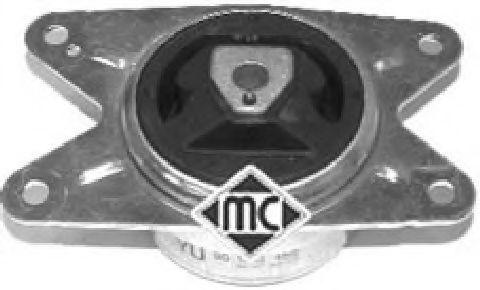 Опора двигуна Opel Astra G 98- METALCAUCHO 04393