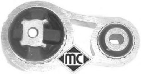 Опора двигуна верхня Renault Trafic/ Opel Vivaro 2.5D 01- METALCAUCHO 04448