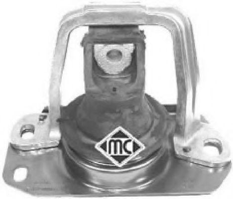 Опора двигуна права Renault Trafic 1.9/2.0 METALCAUCHO 04453