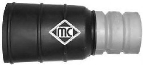 Отбойник амортизатора перед. Ducato 94-06 (1.4t)(с пыльником) METALCAUCHO 04616