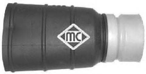 Отбойник амортизатора перед. Ducato/Boxer 94-06 (1.8t)(с пыльником) METALCAUCHO 04617