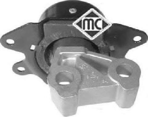 Подушка двигателя Combo/Corsa 1.3 CDTi/1.7 Di/DTi 01- перед. Л. METALCAUCHO 04692