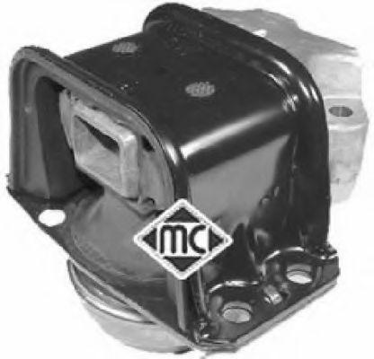 Подушка двигателя Berlingo/Partner 1.6HDi 05- Пр. METALCAUCHO 04732