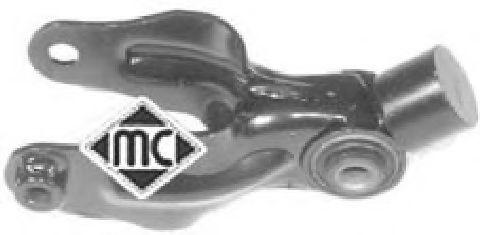 Подушка двигателя Berlingo/Partner 1.6HDi 08- (снизу) METALCAUCHO 04733