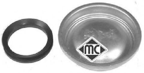 Подшипник ступицы Сальник ступицы задней (04828) Metalcaucho METALCAUCHO арт. 04828