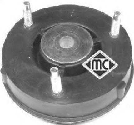 Опора амортизатора Ford Transit 00- METALCAUCHO 04833