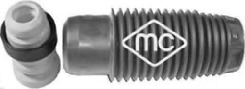 Пильник+відбійник амортизатора Citroen/Fiat METALCAUCHO 05164