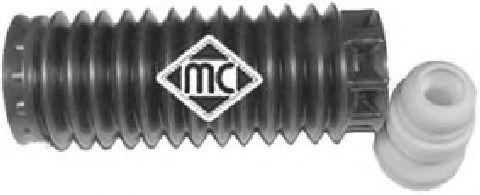 Відбійник +пильовик амортизатора перед Peugeot 407 METALCAUCHO 05236