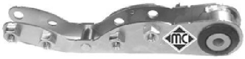 Подушка двигуна зад. Fiat Ducato 3.0D 06-  METALCAUCHO 05267