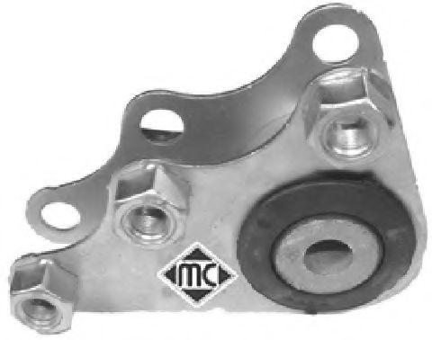 Подушка ДВС задняя (05268) Metalcaucho  арт. 05268