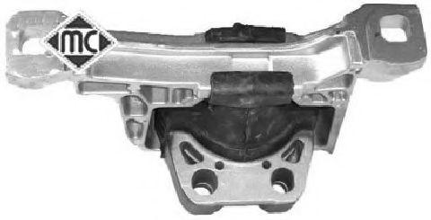 Опора двигуна права Ford Focus II, III, C-Max 1.4/1.6 Ti 11.04-  METALCAUCHO 05281