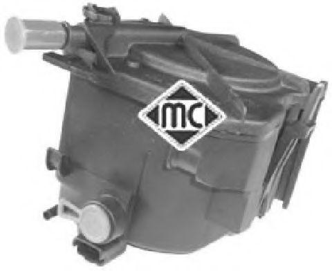 Фільтр паливний Citroen/Ford/Peugeot/Fiat 1.6HDI/1.6TDCI  арт. 05392