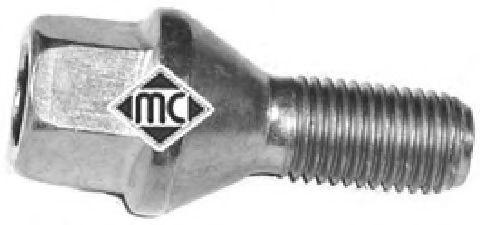 Болт колеса M12x1.5 головка 17мм (05438) Metalcaucho  арт. 05438