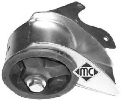 Опора двигуна ліва Smart City, Cabrio 0.6-0.8 2001-2004 METALCAUCHO 05470