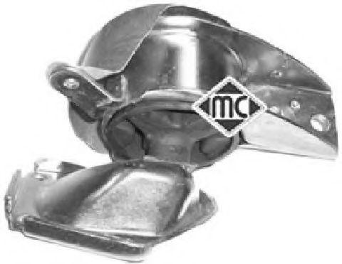 Опора двигуна права Smart City, Cabrio 0.6-0.8 2001-2004 METALCAUCHO 05471